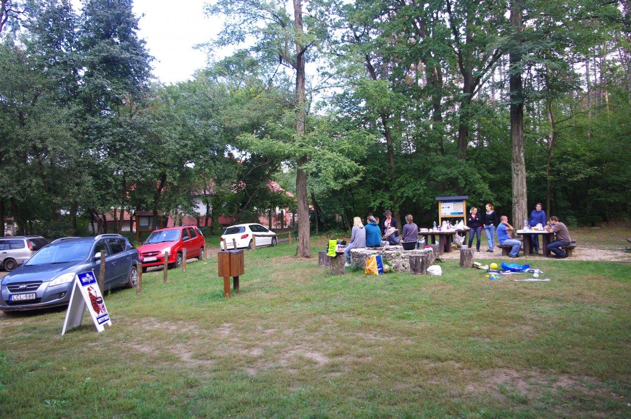 A Hármashegyaljai szabadidő tábor