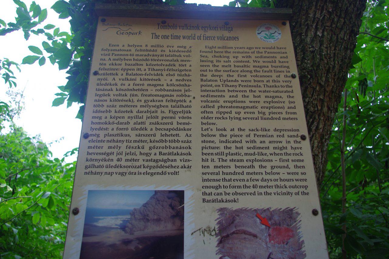 Tájékoztató a vulkáni tevékenységről