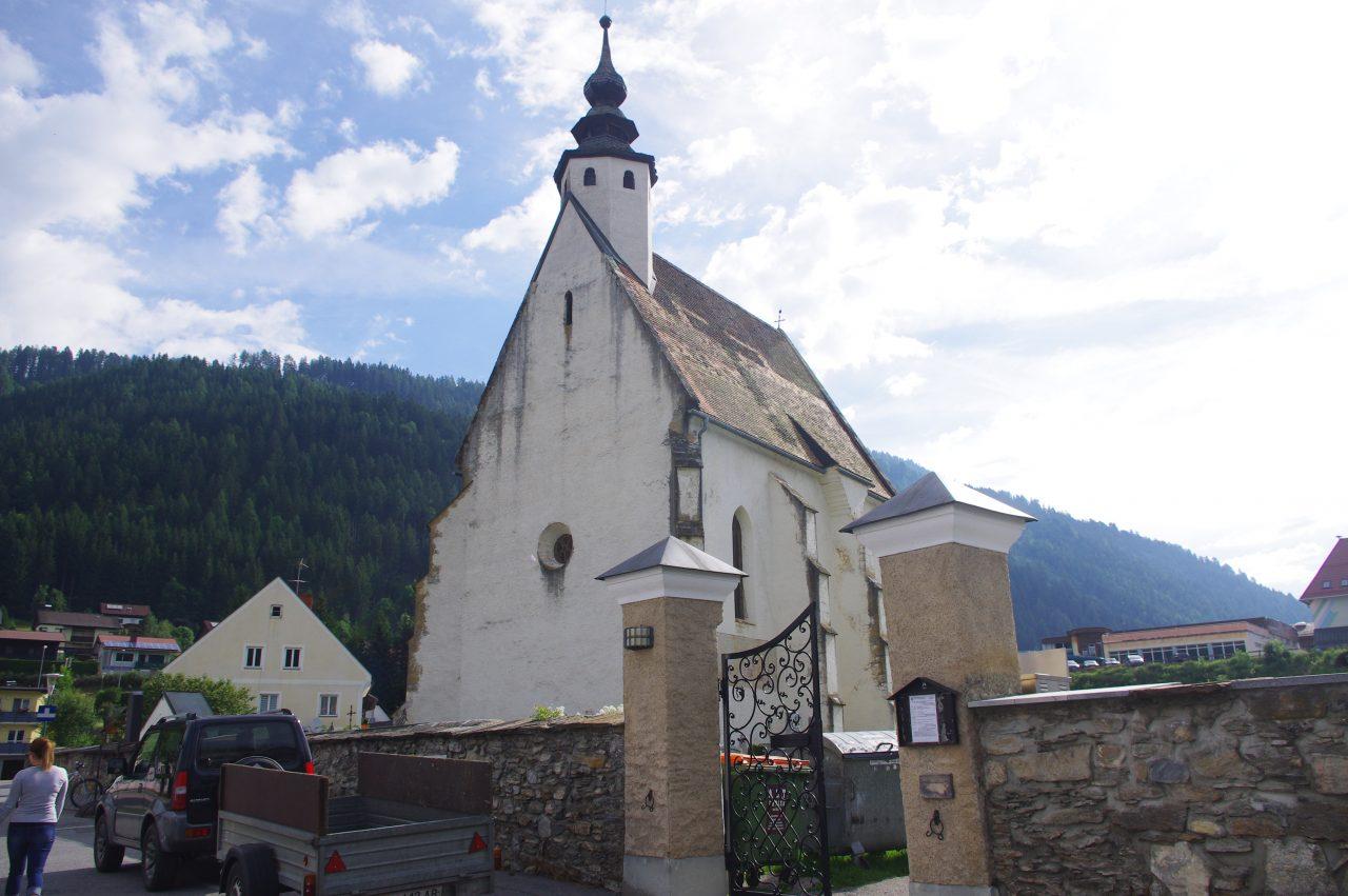 Szent Anna templom és temető