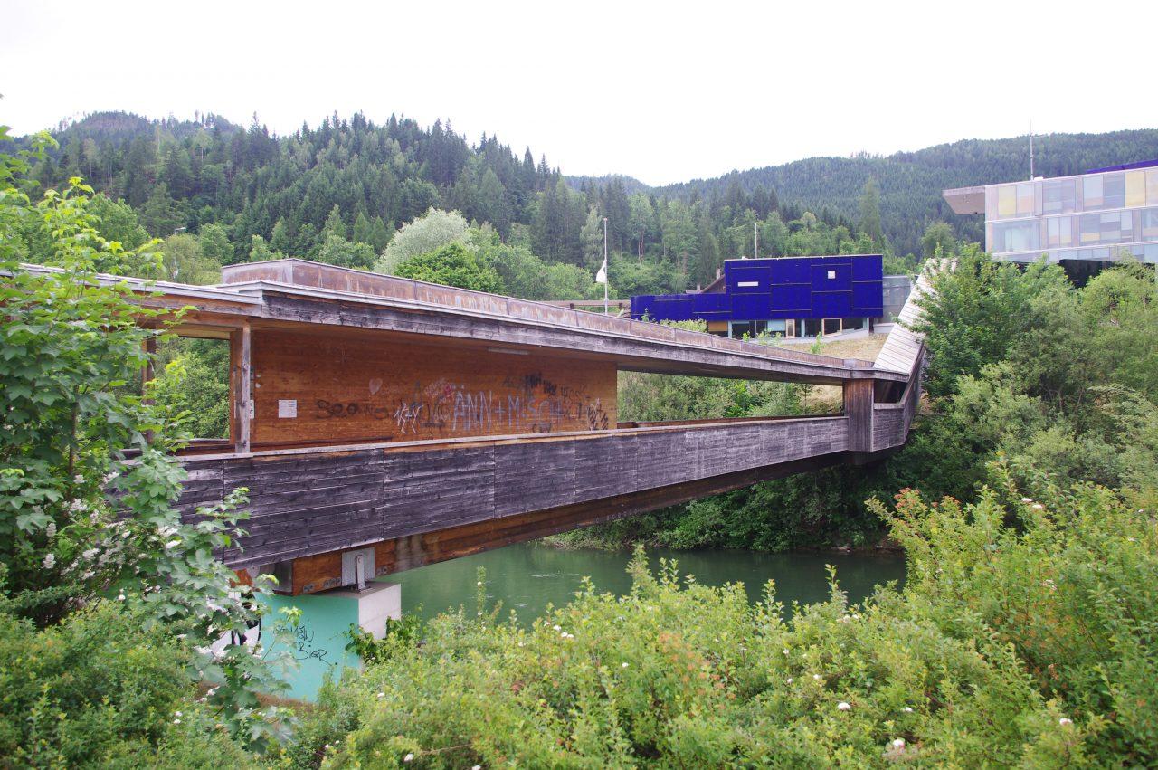 A Mursteg híd