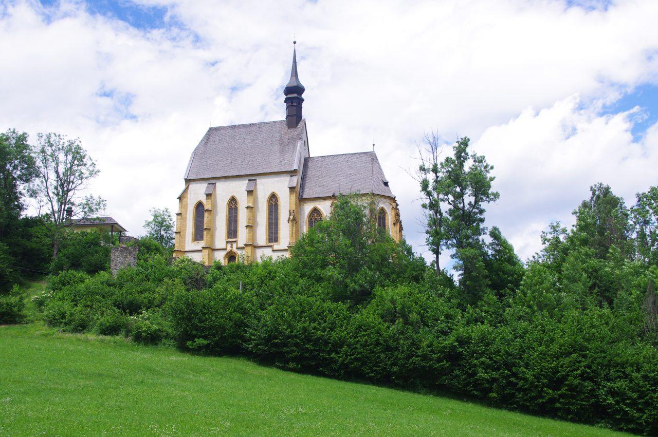 St. Leonhard templom