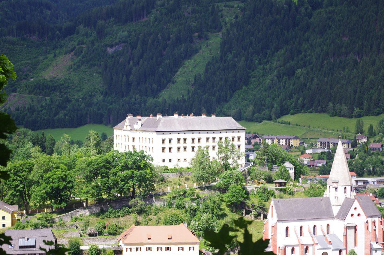 Murau Kastélya