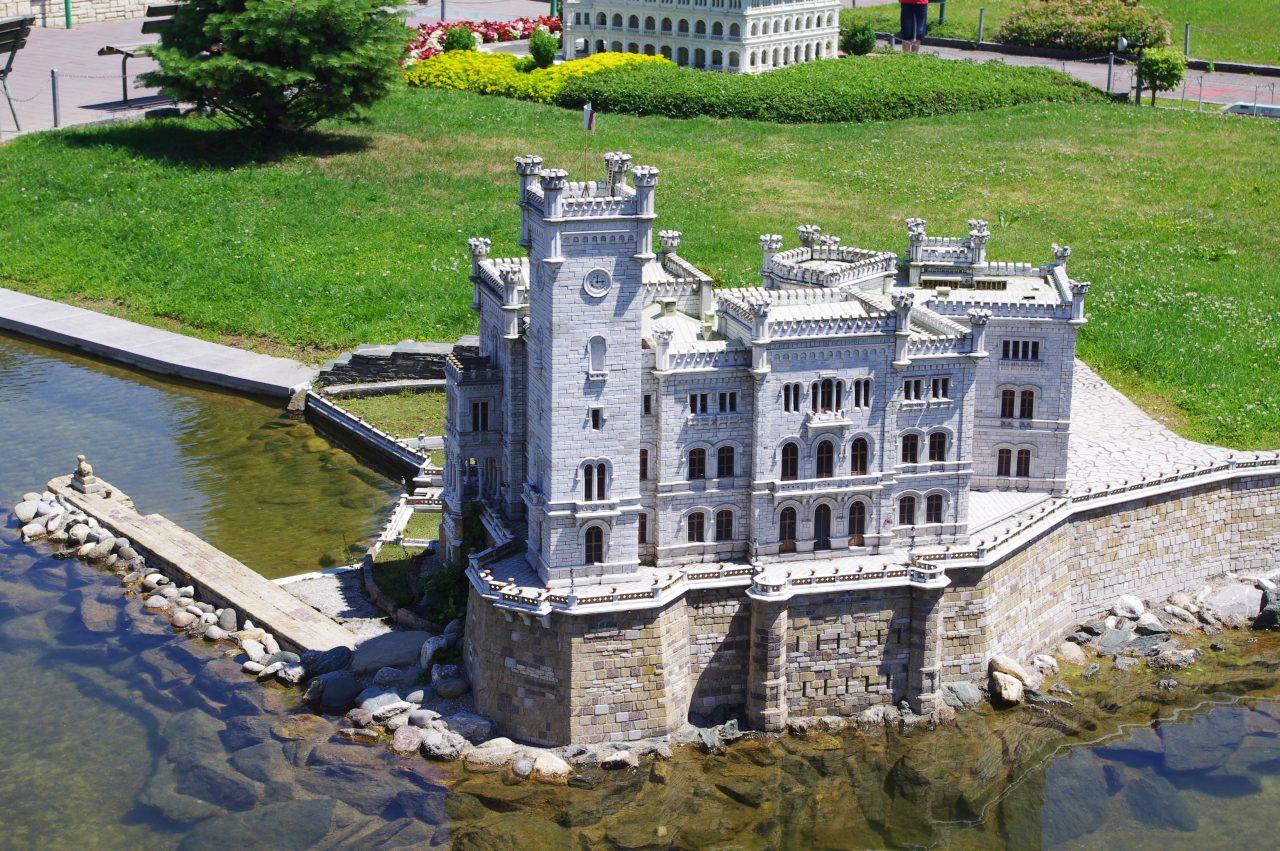 A Trieszti Miramare Palace