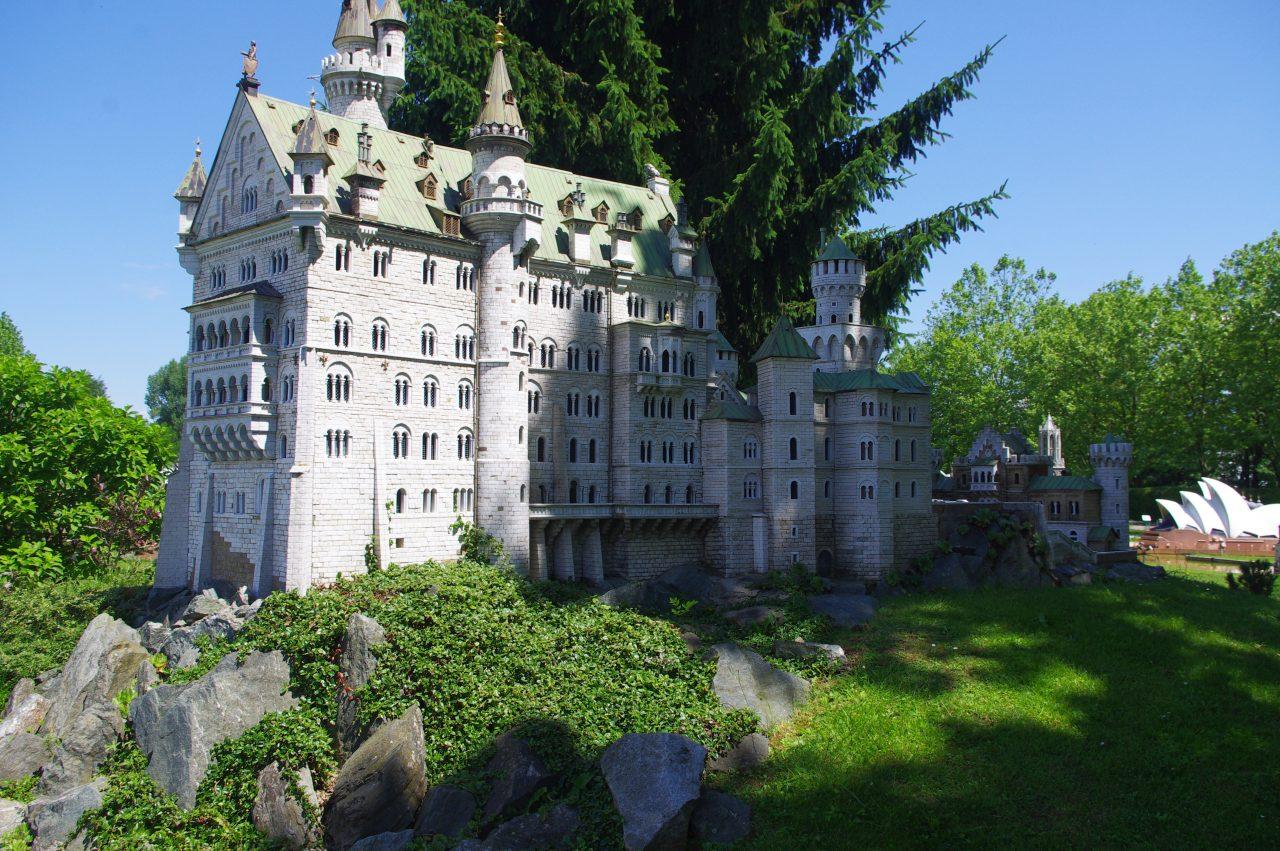 Schwangau kastély, Németország