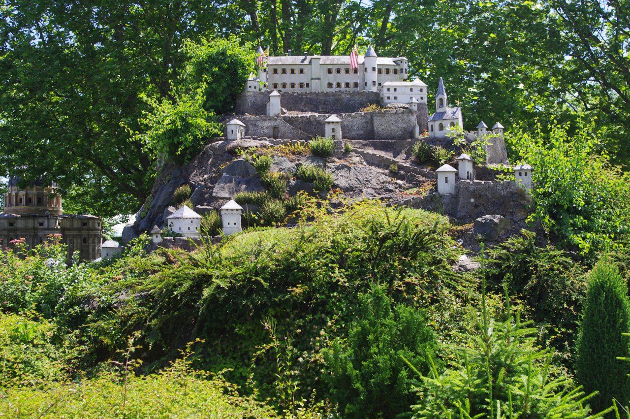 Hochosterwitz kastély, Ausztria
