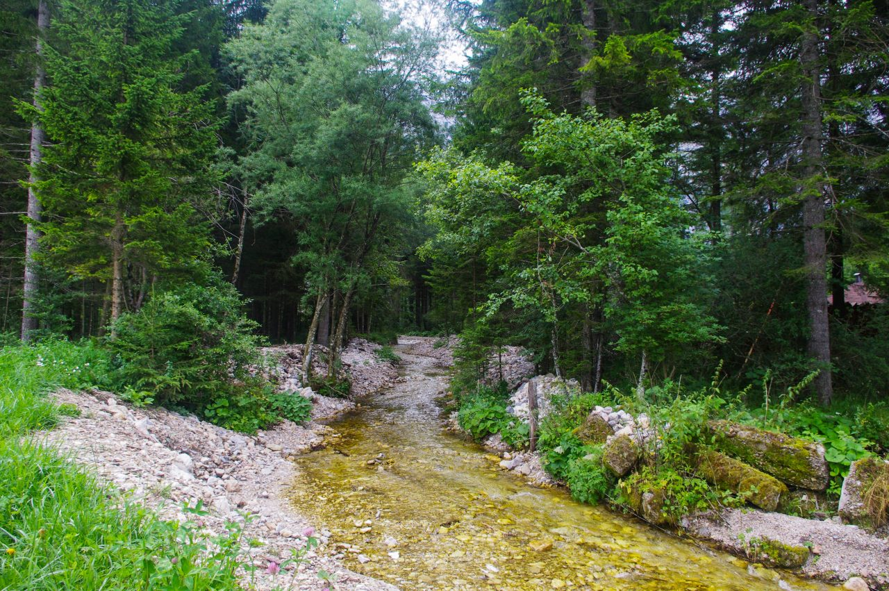 Jezersko Község, Jezernica-patak