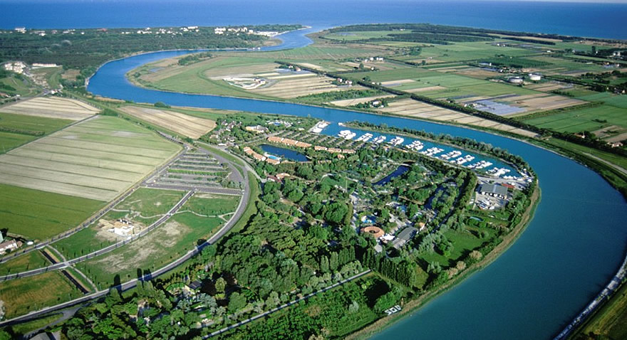 A Lignánói-tó