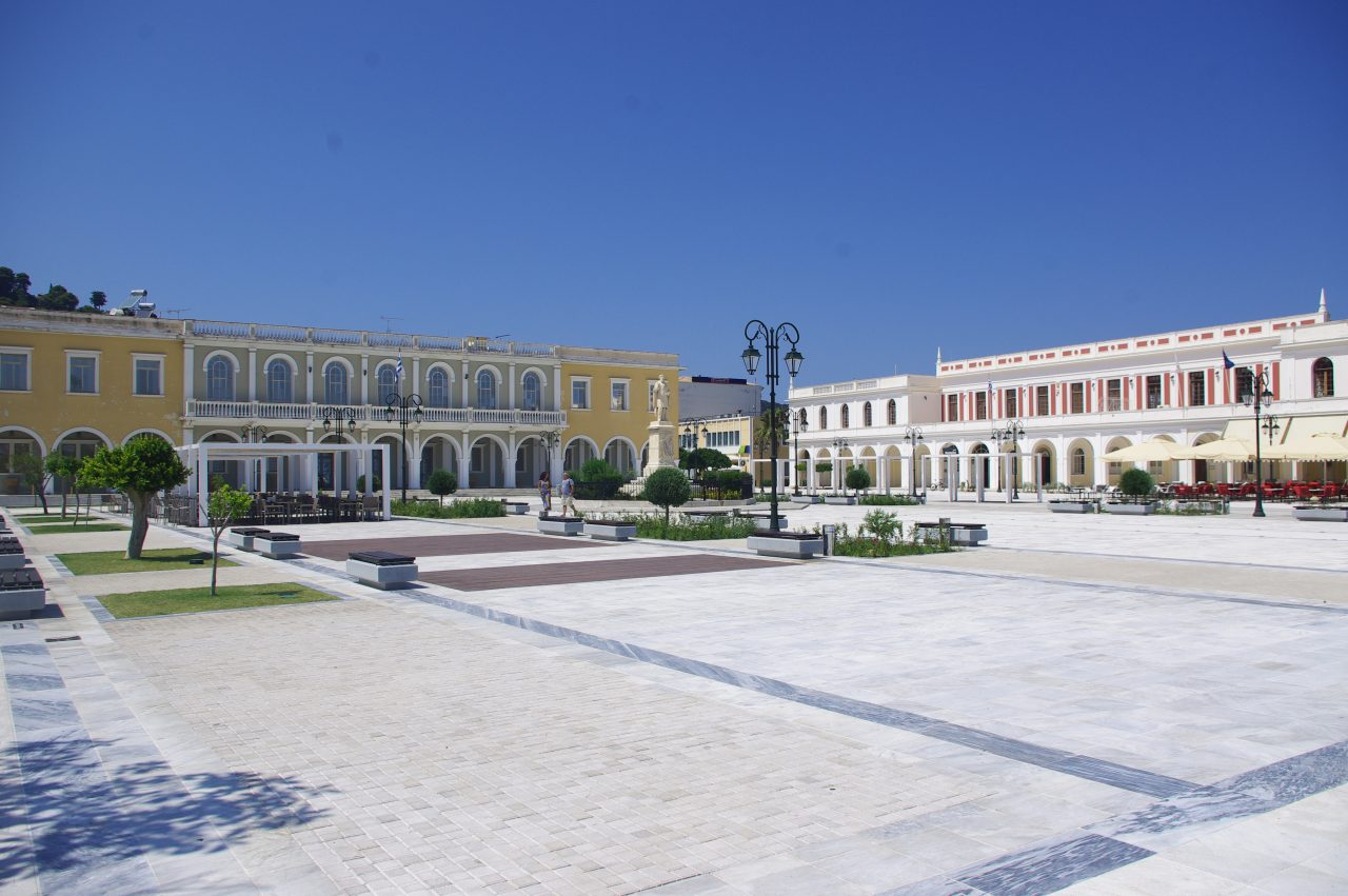 Szolomosz tér (Platia Solomou)