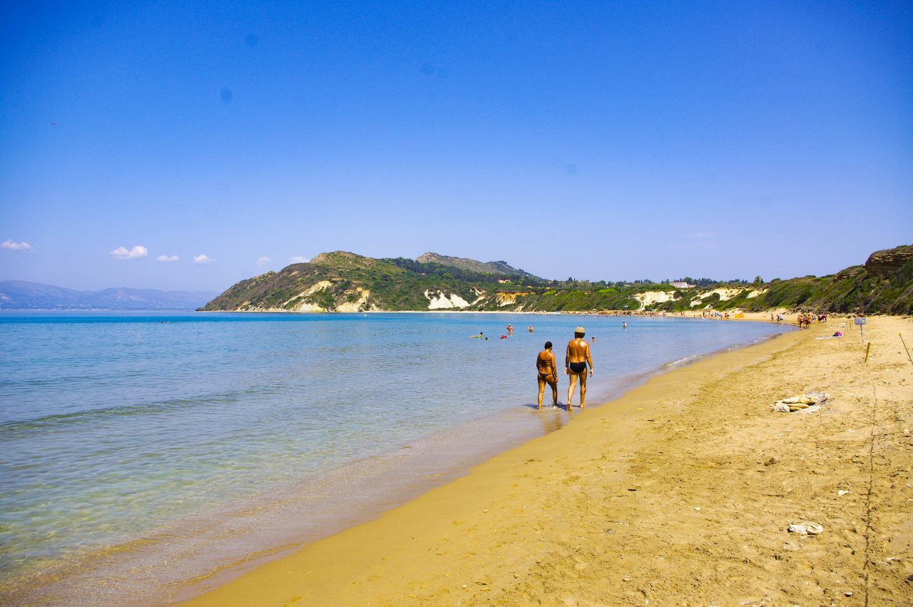 Gerakas Beach