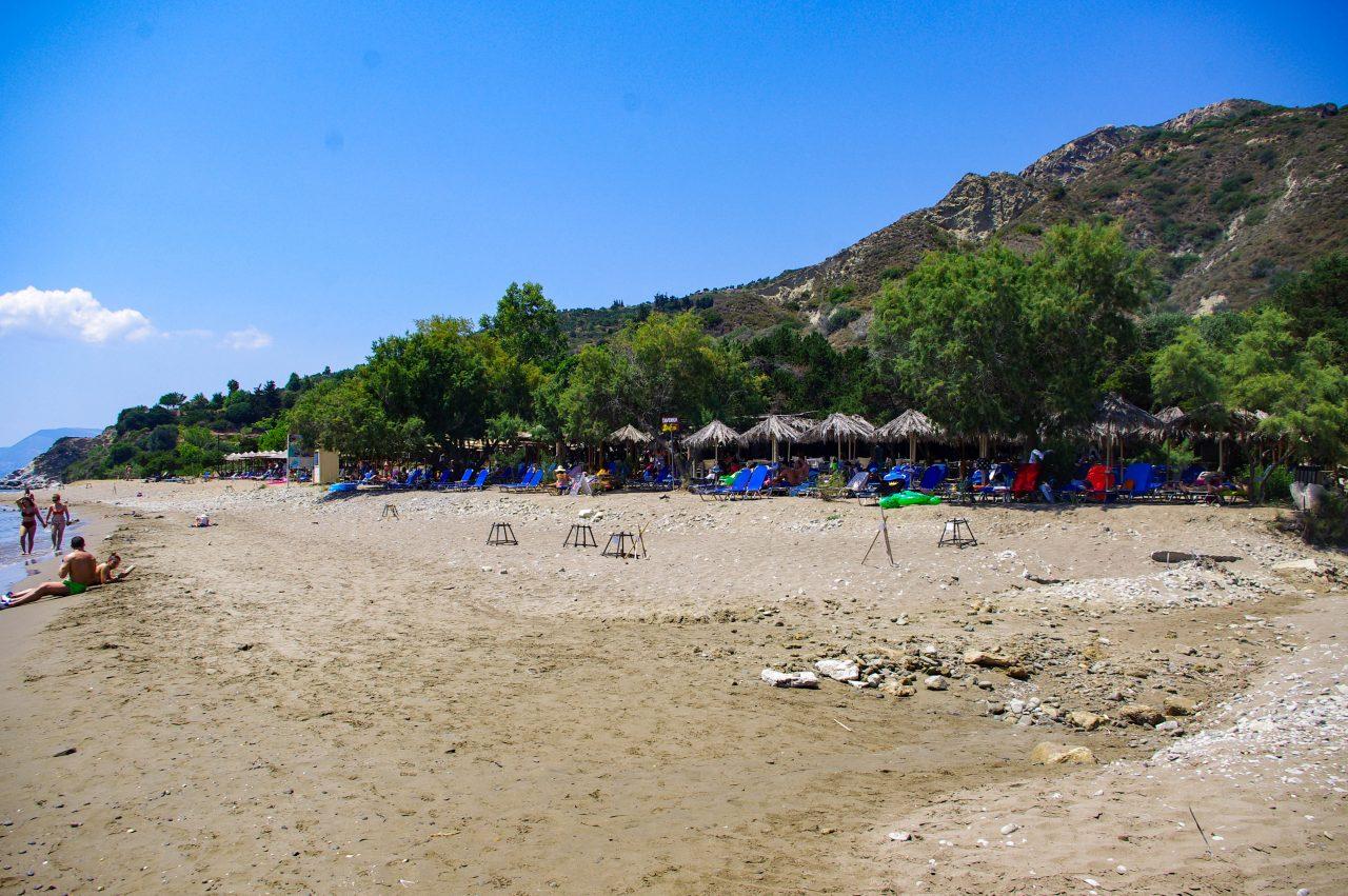 Daphne beach