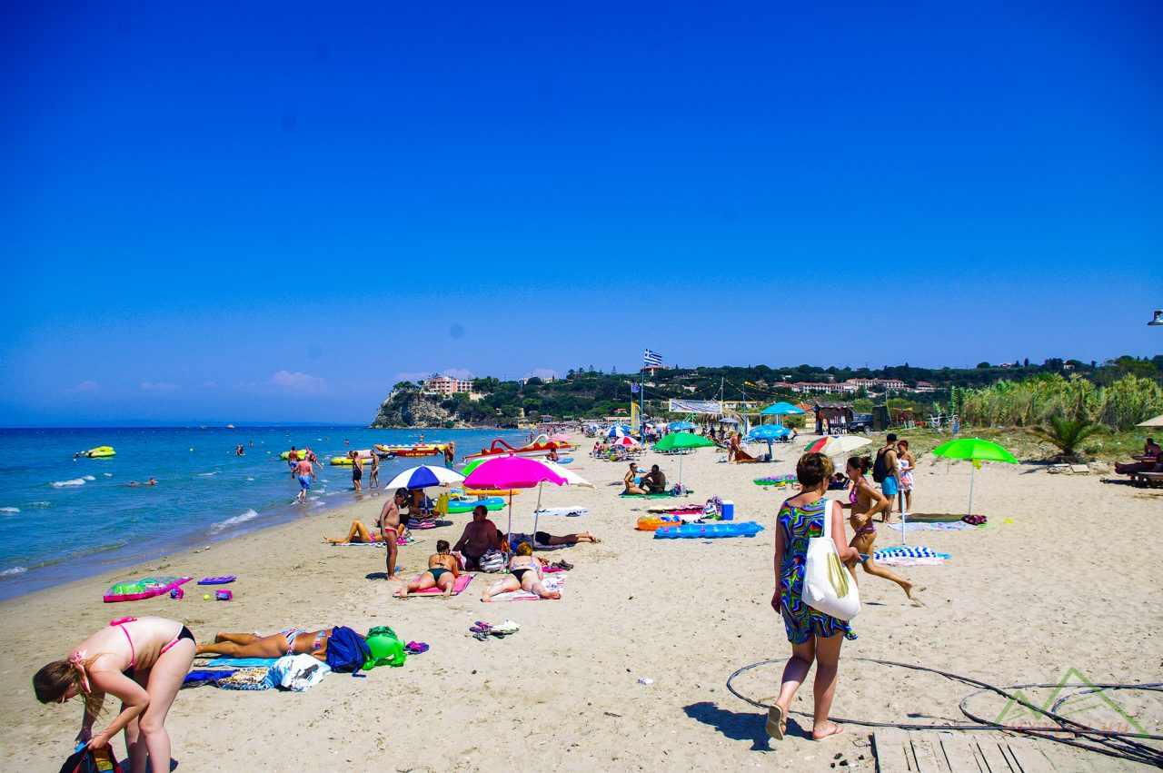 Tsilivi-Beach