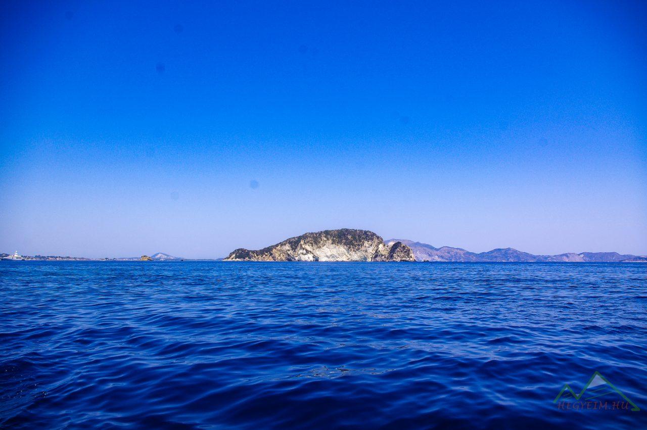 Marathonisi, azaz teknős sziget