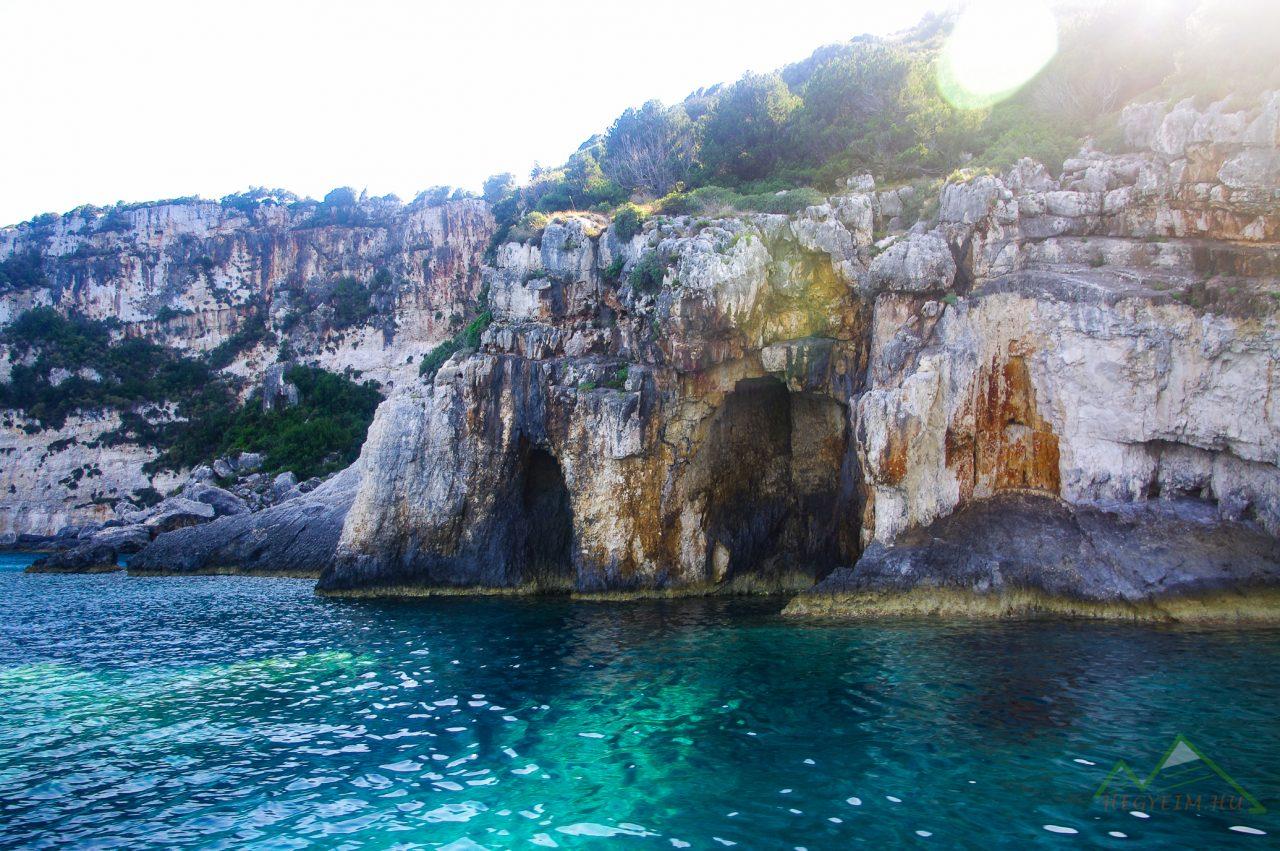 Kék Barlangok(Blue caves)