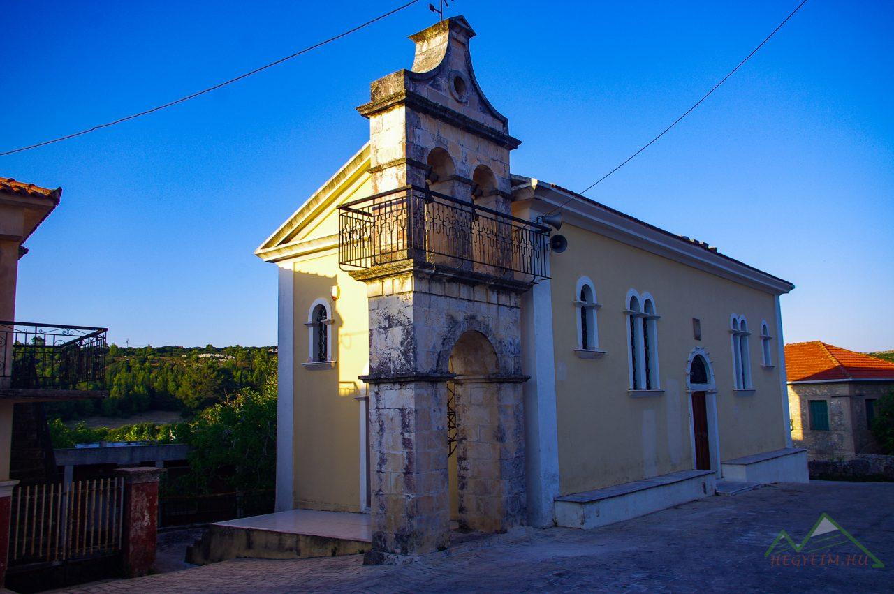 Gyri temploma