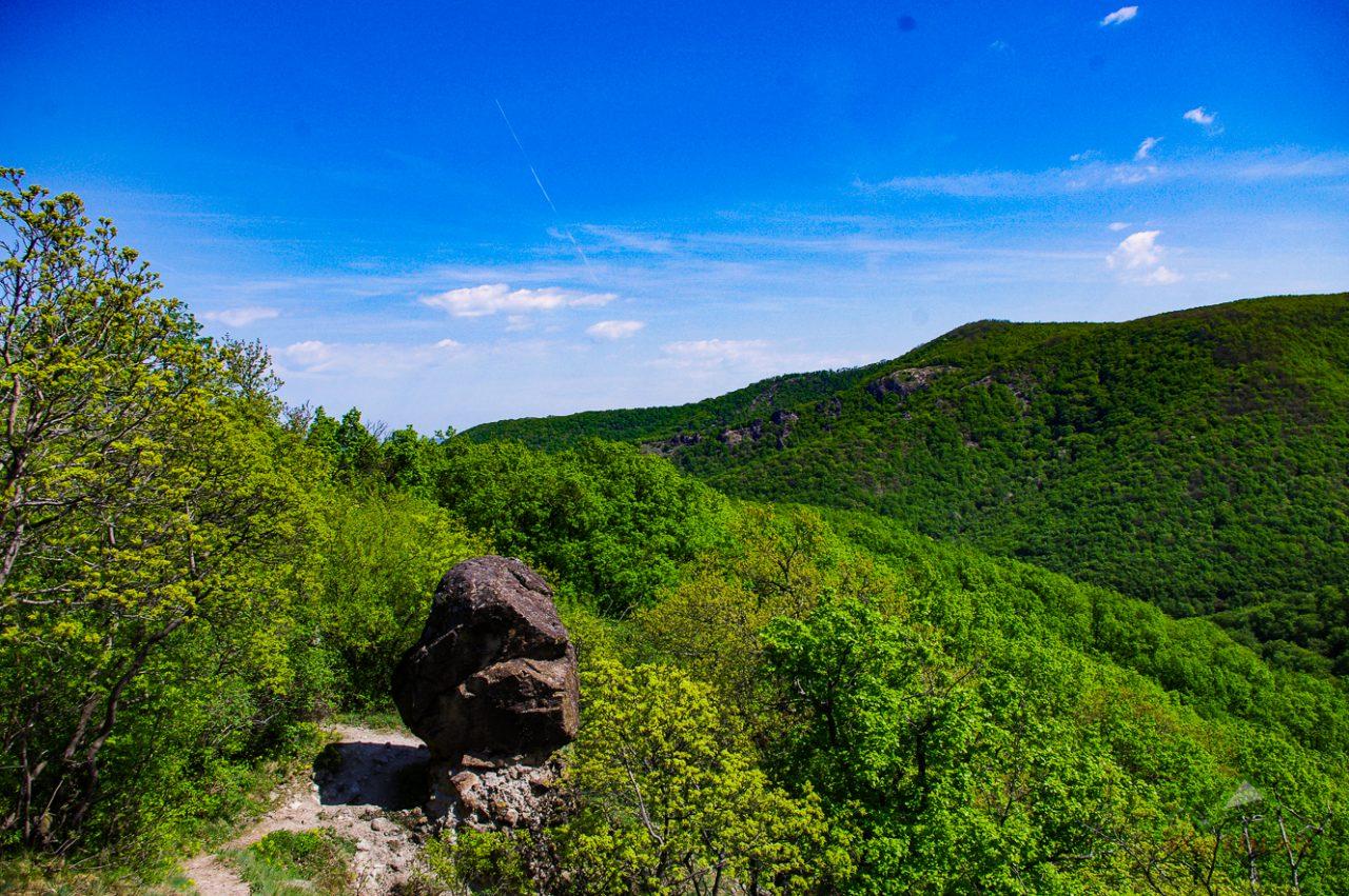 A föld Szívcsakrája a Ferenczy szikla.